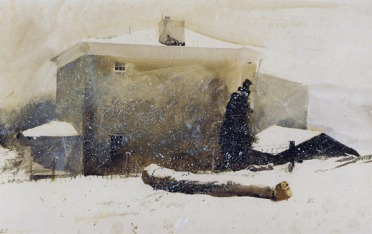 wyeth snow